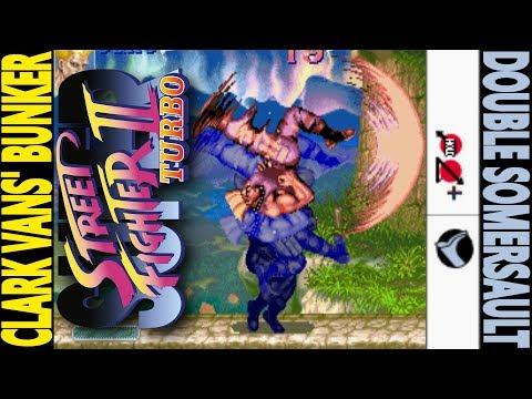 SSF2T:Clark Vans da consejos para hacer el SUPER DE GUILE EN EL STREET FIGHTER II