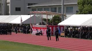 A180602B 航空自衛隊 奈良基地祭 観閲式訓練展示 後編