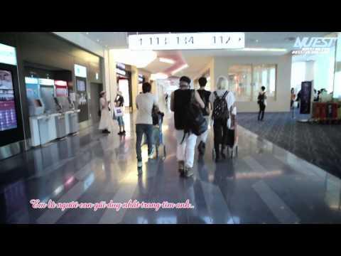 [Vietsub + Kara][MV] Not Over You - Nu'EST [NUEST-VN.COM]