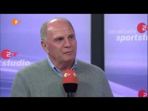 """Hoeneß: """"Bin leidenschaftlicher Bayern-Mann"""""""
