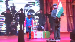 Must Watch Most Heart touching Patriotic Dance performance dedicated to Indian Army.