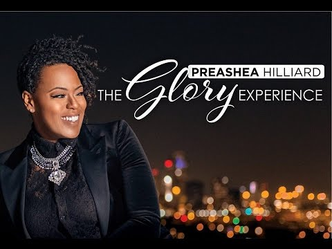 LET'S GO UP PREASHEA HILLIARD By EydelyWorshipLivingGodChannel