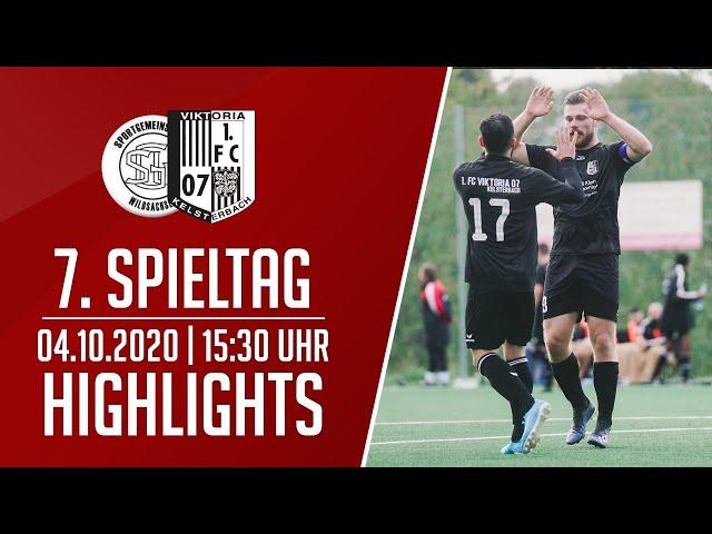 SG Wildsachsen - Viktoria Kelsterbach | Highlights | 04.10.2020
