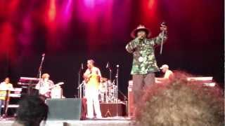 "Luciano ""Remember When"" live 6-10-12 Reggae In The Park"