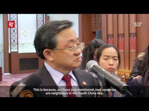 Malaysia-China ties hit new high