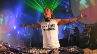 David Guetta - Baby when the light(Laidback Luke remix)