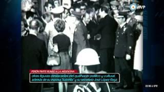 Archivo histórico: Perón, de España a Argentina (1973)