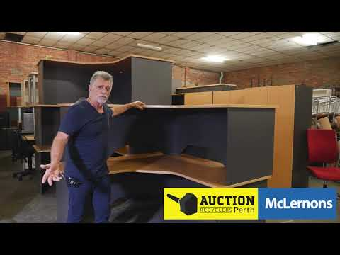 McLernons Auction Perth | Workstations