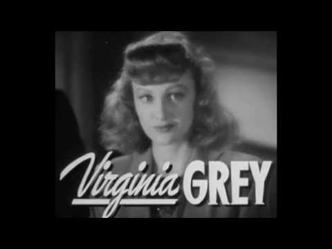 Virginia Grey lived here