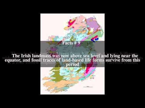 Geology of Ireland Top # 36 Facts