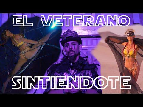 🐲 EL VETERANO - Sintiendote (Video Oficial)