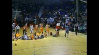 slam dunk contest cibacopa 2012 Marcus Morrison