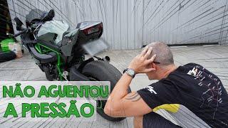 KAWASAKI H2 MAIS FORTE DO BRASIL BY @Paulinho Superbikes @Jeskap Oficial