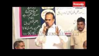 Importance of Urdu Language stressed at Small Print Media Annual Function Hyderabad