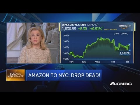 Here's what the US Congresswoman for Long Island City thinks about Amazon HQ2