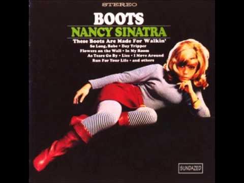 Nancy Sinatra - 1966 - Boots [Full Album]