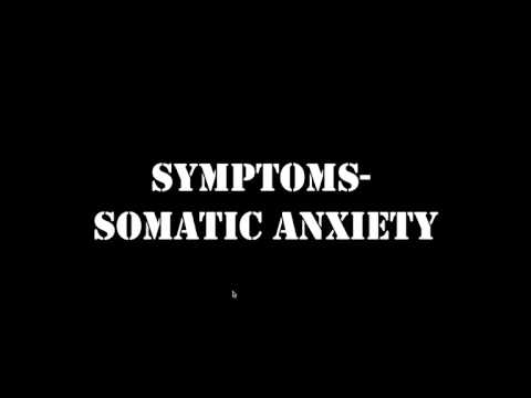 Somatic Anxiety