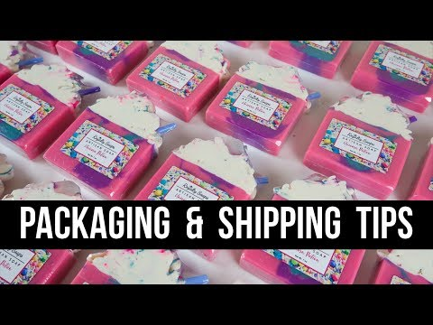 My ENTIRE Process - Packaging, Labeling, & Shipping | Royalty Soaps Mp3