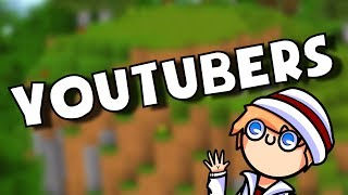 youtubers-minecraft-machinima