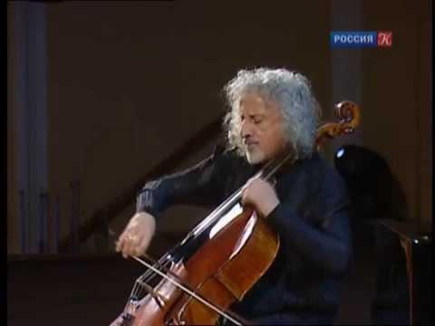 Mischa Maisky. Rachmaninoff - Vocalise