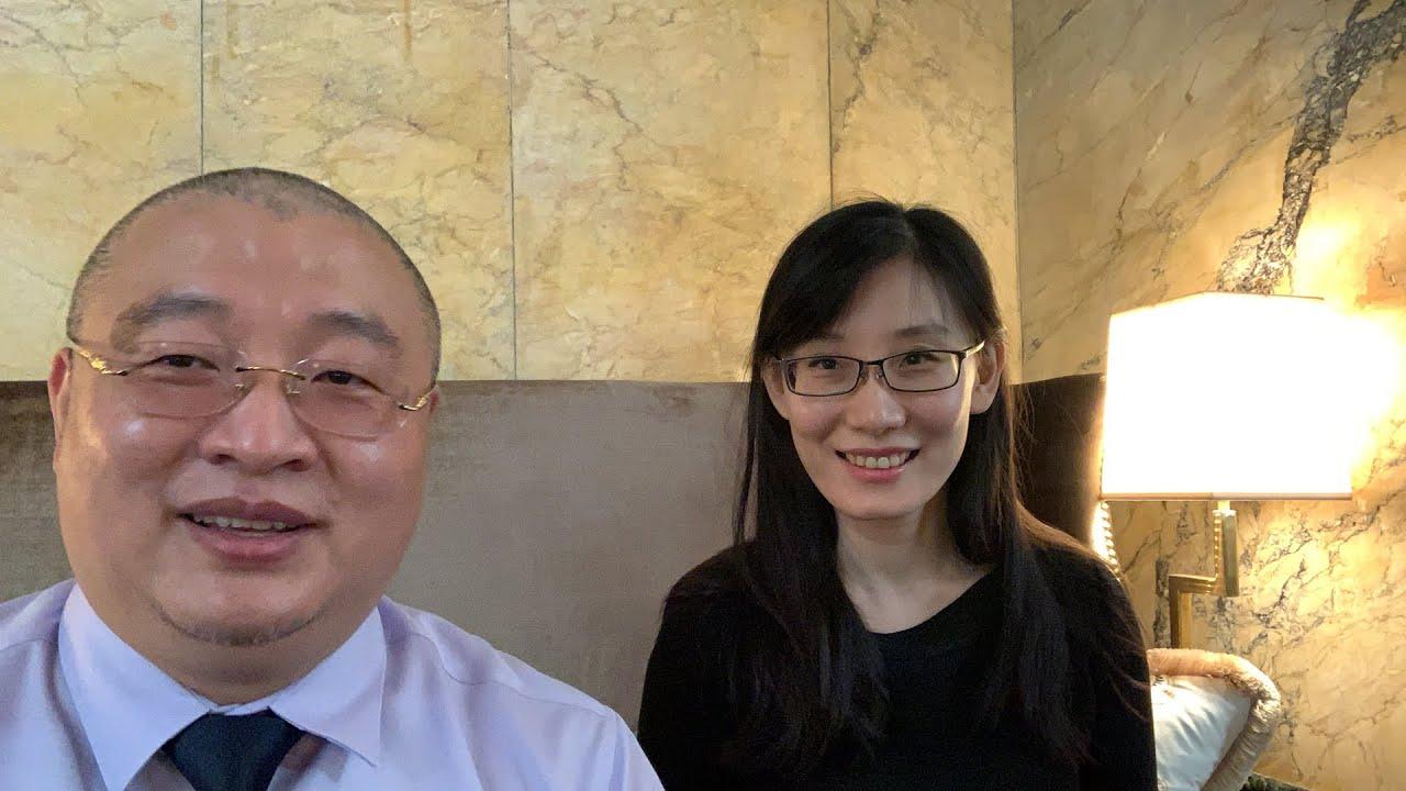 路德社特別節目:英雄科學家閆麗夢博士首次中文接受採訪!