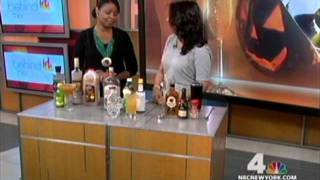 Van Gogh Dutch Caramel Vodka Featured On Behind The Burner & Today In New York
