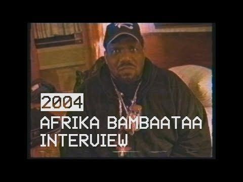Afrika Bambaataa talks Universal Zulu Nation