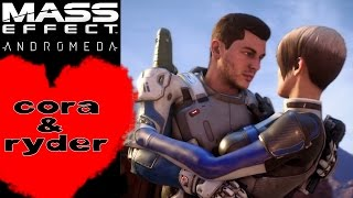 Mass Effect: Andromeda - Cora Romance (Español-Spanish)