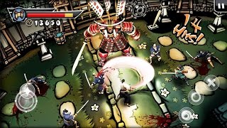Samurai II: Vengeance - Best Android Game © andrasi.ro