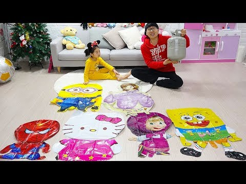 氤措瀸鞚挫檧 旖旊倻 鞐煬臧�歆� 旌愲Ν韯� 頀嶌劆 鞛ル倻臧� 雴�鞚� Boram and Balloon new toys