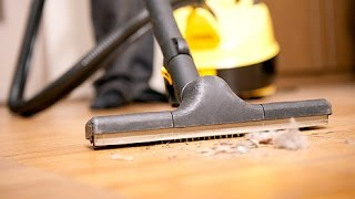 видео Как бороться с пылью в доме?