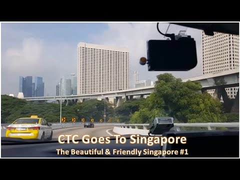 CTC Therapy Goes to Singapore: The beautiful & Friendly Singapore part 1