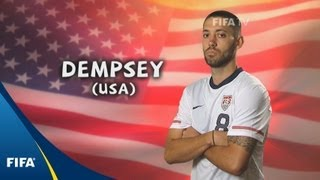 Clint Dempsey - 2010 FIFA World Cup