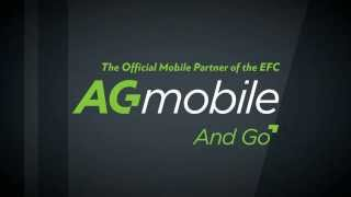 Win with AG Mobile at EFC 36
