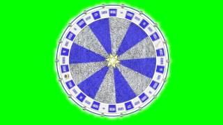 Барабан Поля чудес Green Screen (со звуком)