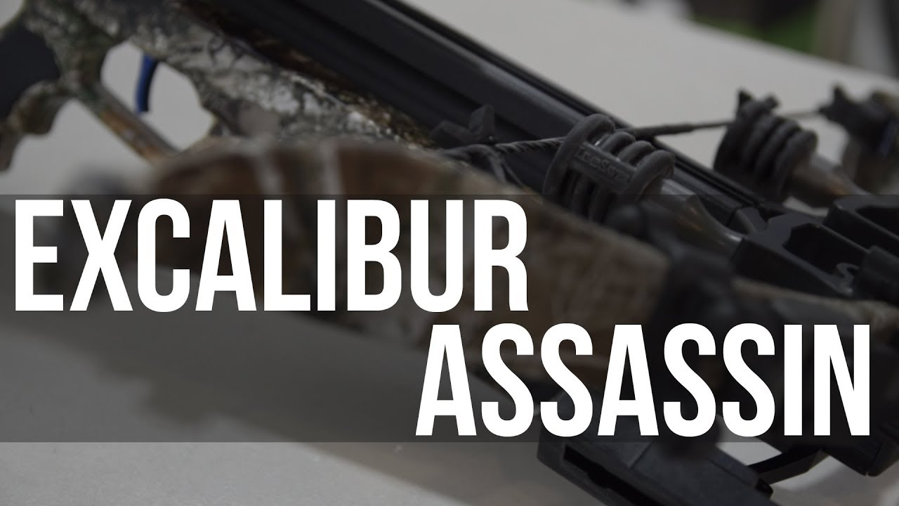 2018 Excalibur Assassin - Overview, Cocking Procedure and Disassembly