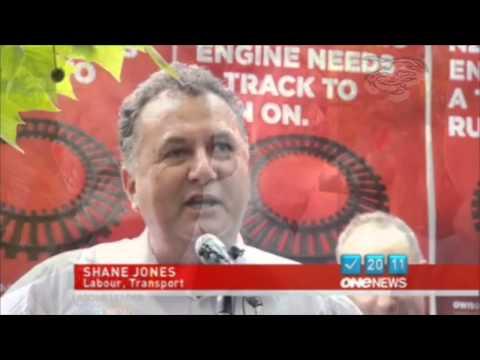 Campaign Moments - Shane Jones