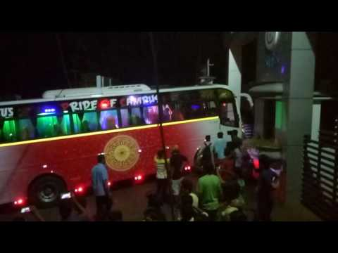 Mass entry in Oneness travels with Royal mech at st marys college palakkad