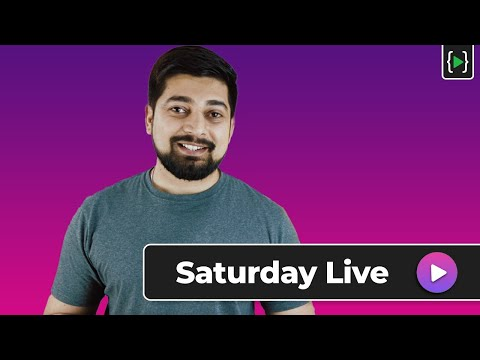 Saturday Live For Programmers