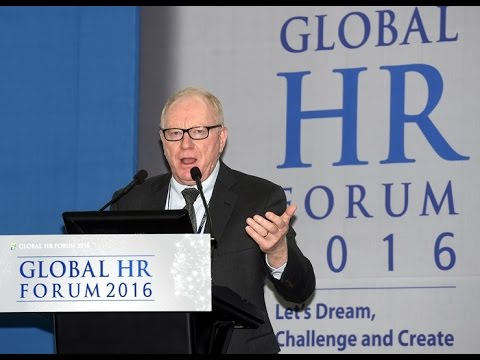 Global HR Forum 2016 | D-3 | Realization of Competency based Society through Innovation of ...
