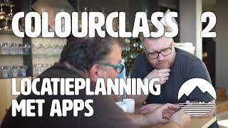 Colourclass Lofoten: Aflevering 2 - Locatieplanning met apps