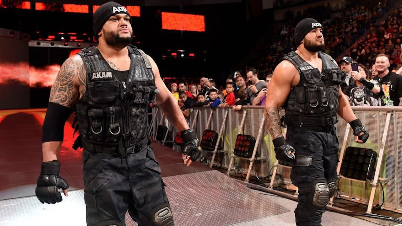 Why You U0026 39 Re Not Seeing The Authors Of Pain On Raw