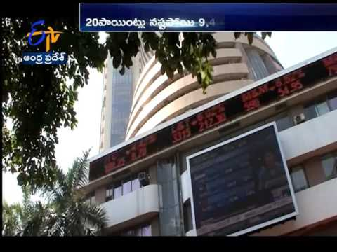 Sensex Ends Over 100 Points Lower | Nifty Ends Below 9500