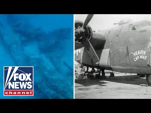Wreckage of WWII B-24 bomber 'Heaven Can Wait' discovered