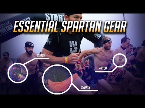 Essential Spartan Gear: What you need to wear for Obstacle Course Running 2019