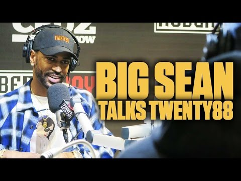 Big Sean Talks Twenty88 & Jhene Aiko