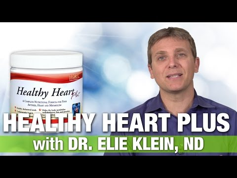 My Health Supplements Healthy Heart Plus with Dr. Elie Klein