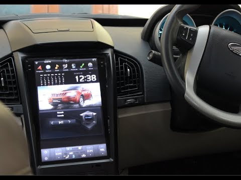 Install Tesla Inspired 12 1-Inch Infotainment System in 2018