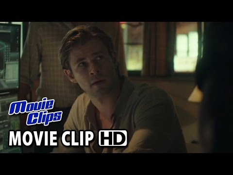 Blackhat Movie CLIP 'Hacking NSA' (2015) - Chris Hemsworth Movie HD