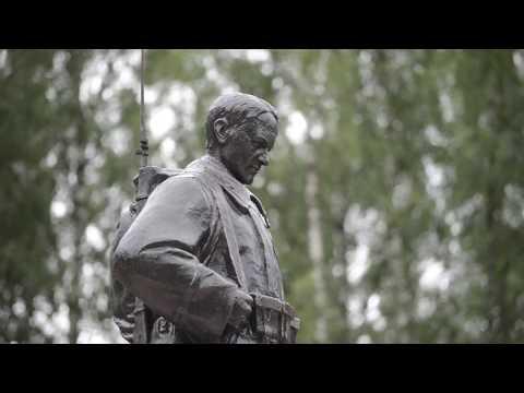 """Песня """"За городом Спас - Деменском"""" Владимир Лыбин (исполняет автор)"""